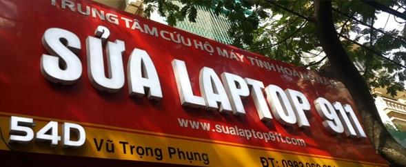 sửa laptop hà nội