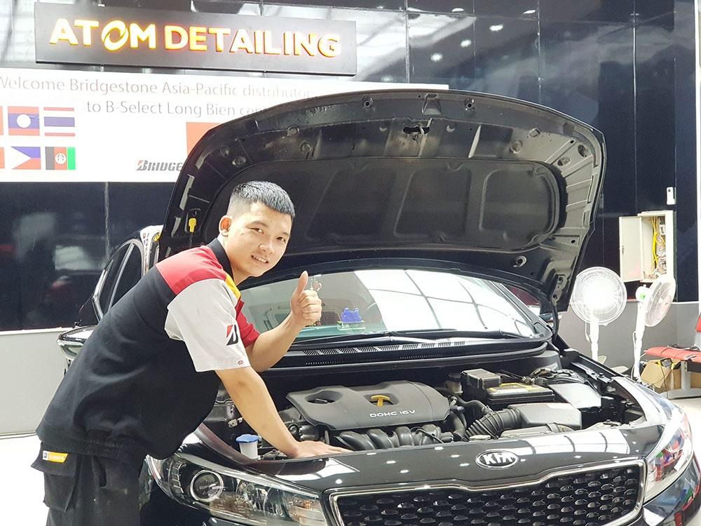 ATOM Auto Services
