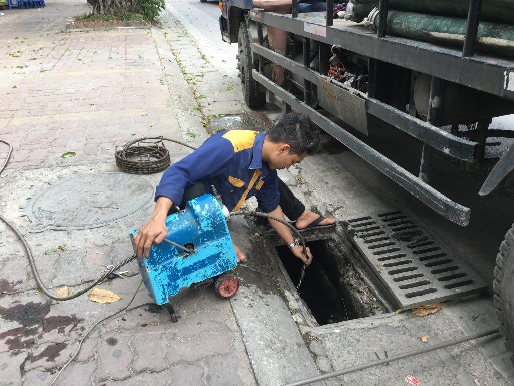 công ty vệ sinh môi trường Hà Nội