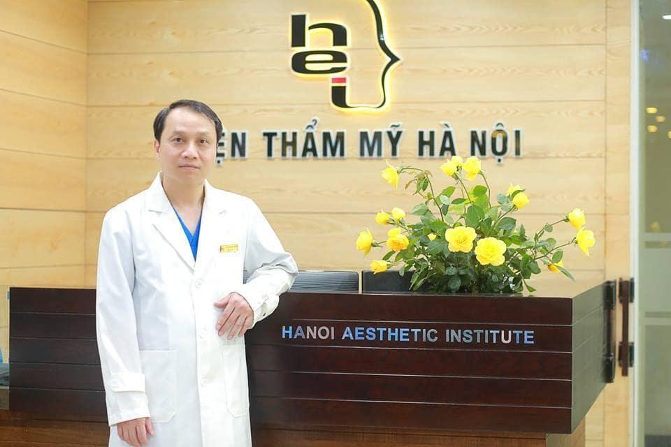 nâng mũi Hà Nội - Viện thẩm mỹ Hà Nội