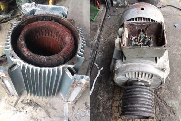 sửa chữa motor điện Hà Nội