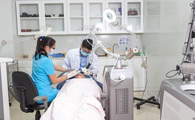 phòng khám da liễu Hà Nội - Hồng Đức