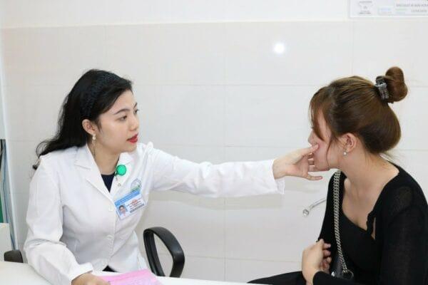 phòng khám da liễu Hà Nội - Hồng Ngọc