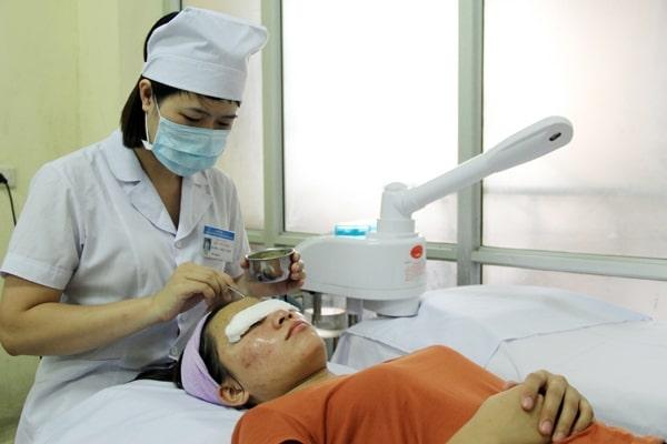 phòng khám da liễu Hà Nội - Dr.Nguyễn