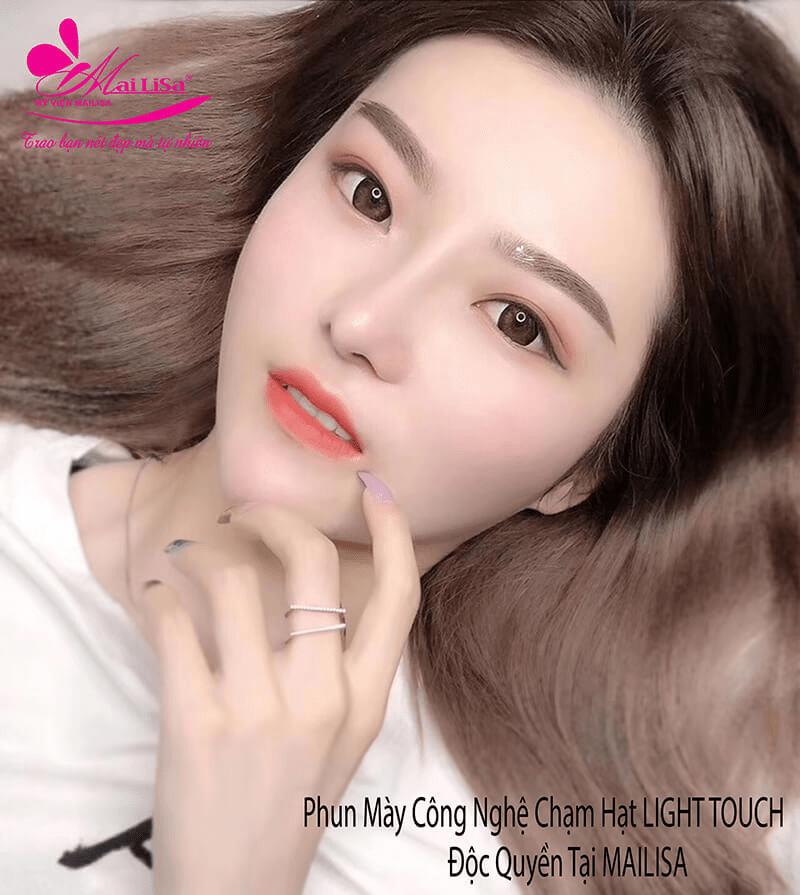 Phun xăm thẩm mỹ Mailisa Hà Nội