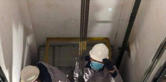Sửa chữa thang máy Hà Nội