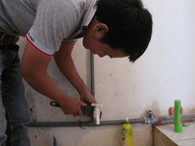 Công ty sửa ống nước lâu năm tại hà Nội