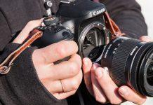 thiết bị máy ảnh