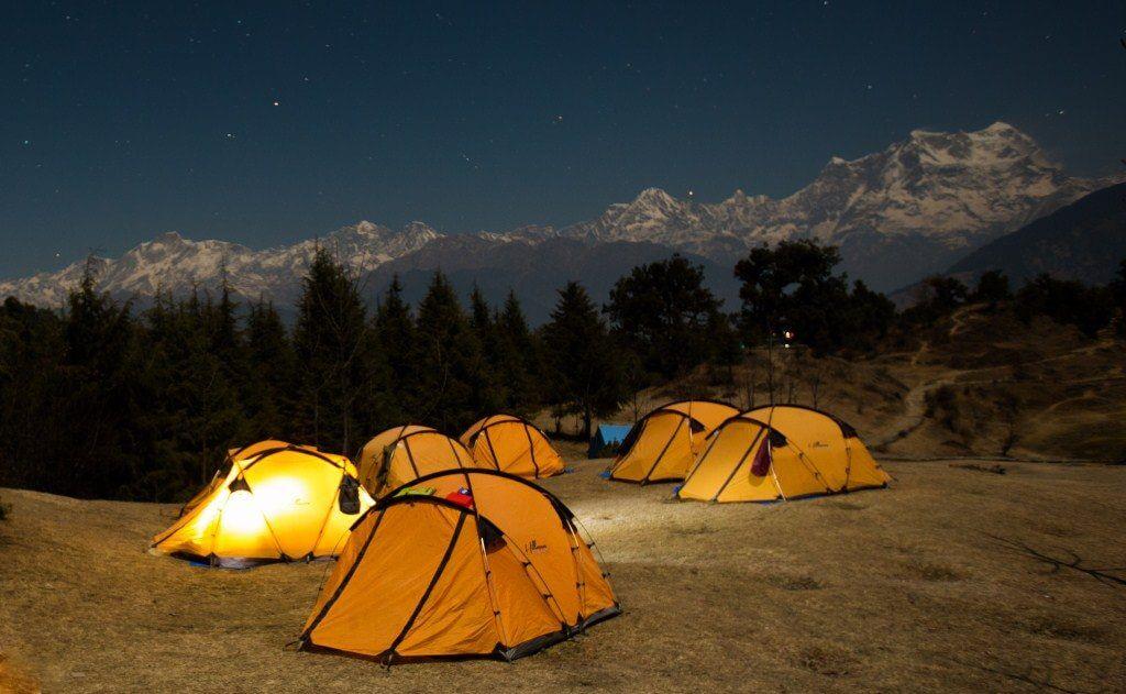 thuê lều cắm trại Hà Nội