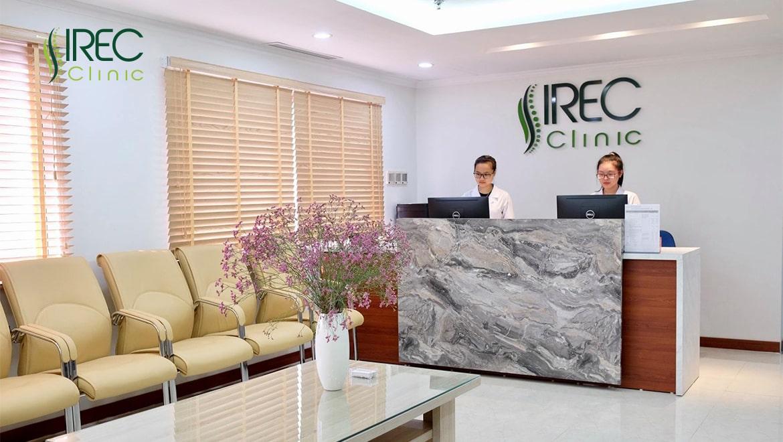 phòng khám xương khớp IREC