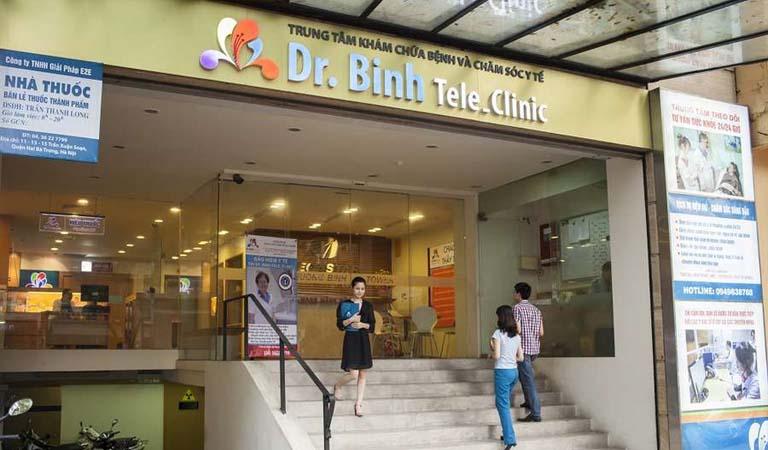 Phòng khám Dr. Bình Tele.Clinic