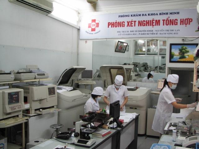 Phòng khám Bình Minh