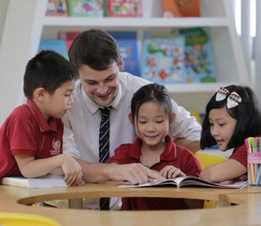 phương pháp dạy tiếng anh tiểu học