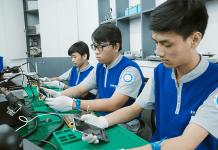 Học sửa điện thoại tại Hà Nội